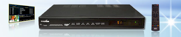 Full HD 1080p Dual Tuner PVR